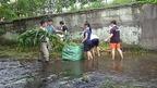 7/21源兵衛川中流部環境再生ワンデイチャレンジを開催