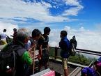 8/4-7 第2回「富士山に登って元気になろうツアー」を開催